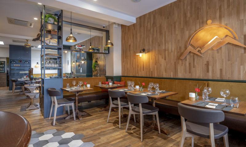 Restaurant La Cloche à Fromage