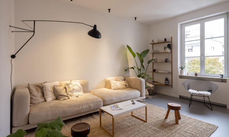 Rénovation d'un appartement de standing