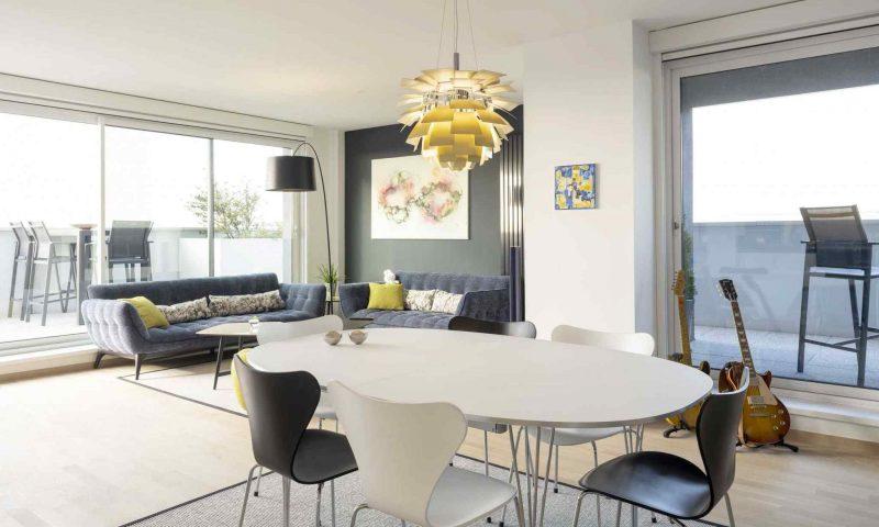 Rénovation d'un appartement de standing – La Canopée