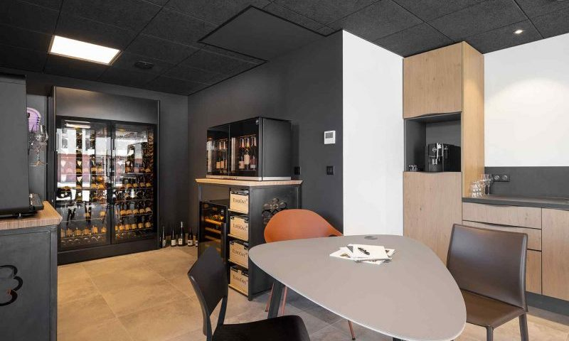 Eurocave – Local commercial